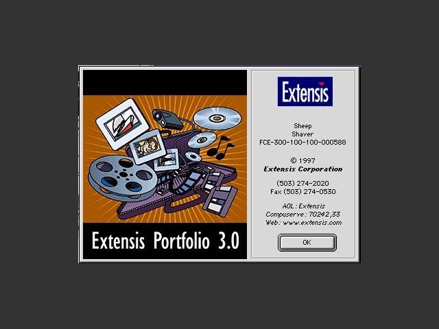 Extensis Portfolio 3 (1997)
