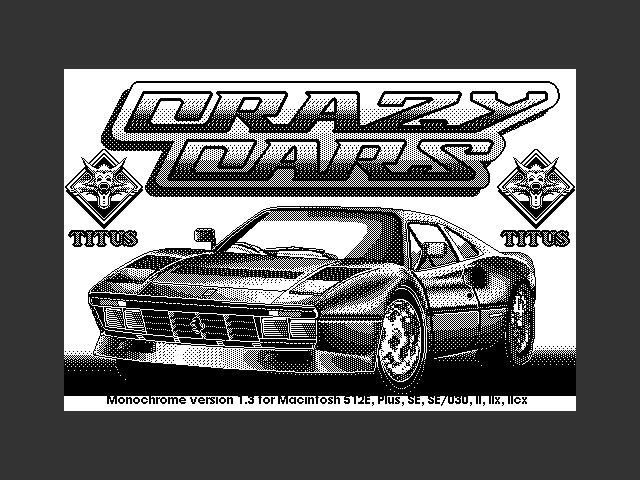 Crazy Cars (1988)