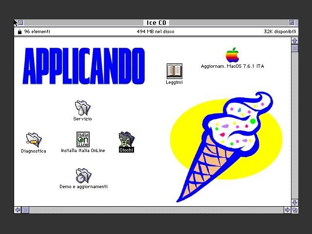 Applicando IceCD (1997)