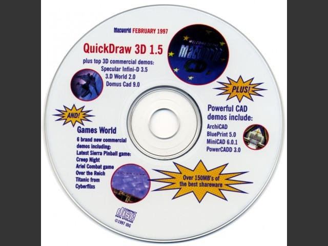 Macworld 1997 CD-ROM Collection (1997)