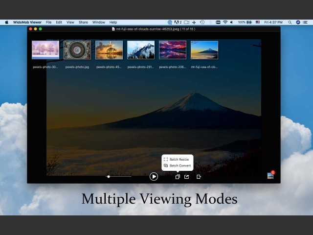 multiple-photo-viewing-mode