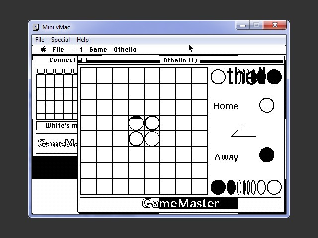 Gameplay (Connect 4 and Othello)