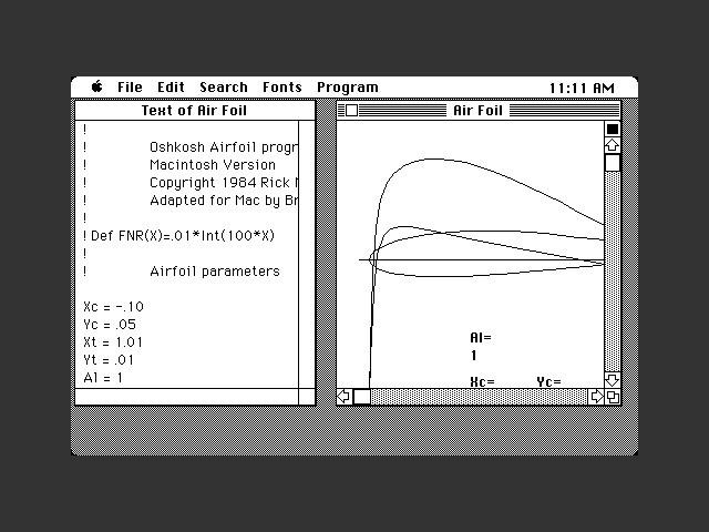 MacBASIC 1.0 (1985)