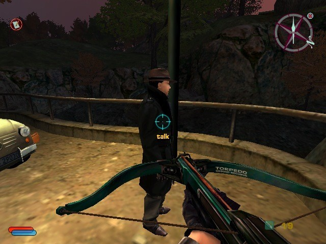 No One Lives Forever 2: A Spy in H.A.R.M.'s Way (2003)