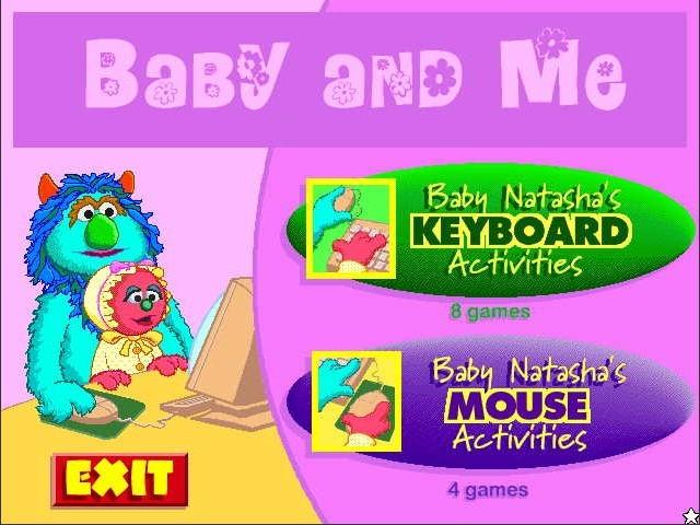Sesame Street:  Baby & Me (2000)