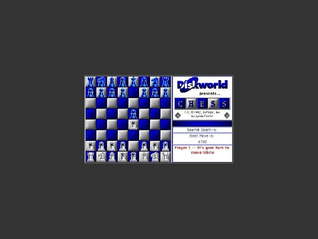 Chess (Diskworld) (1992)