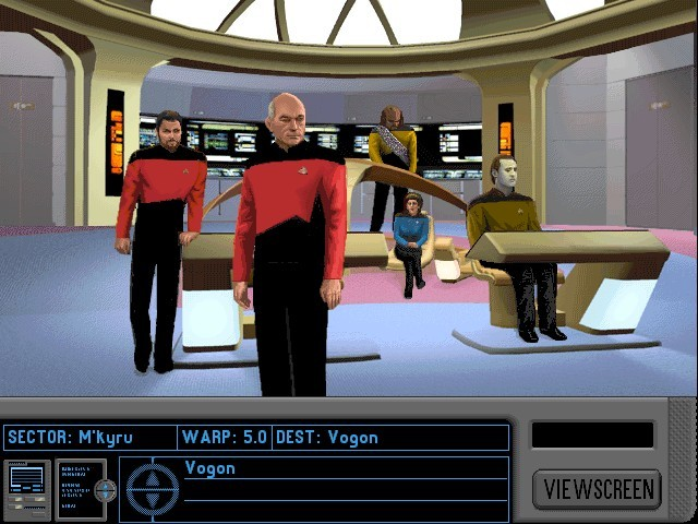 Star Trek: The Next Generation (1995) (1995)