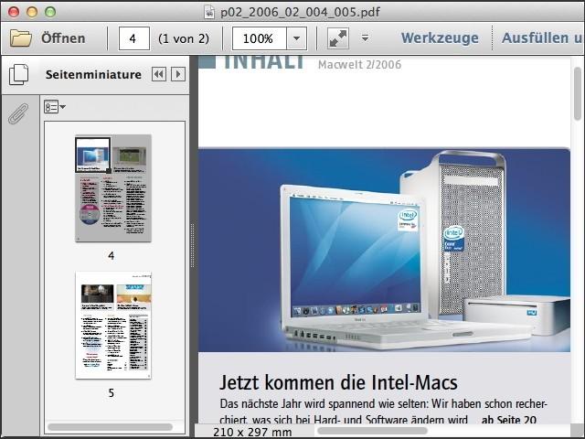 Macwelt Archiv-CD 2002 - 2006 (2006)