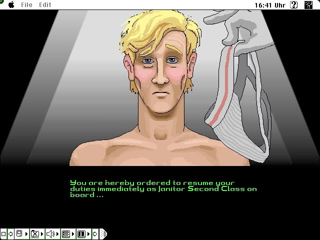 Space Quest 6: The Spinal Frontier (1996)