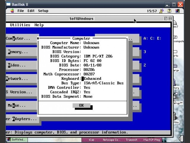 Emulators Applications - Macintosh Repository