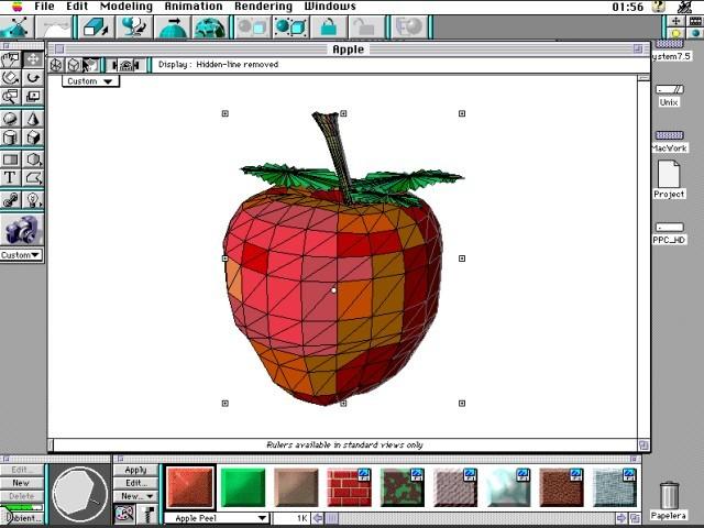 StrataVision 3 screenshot