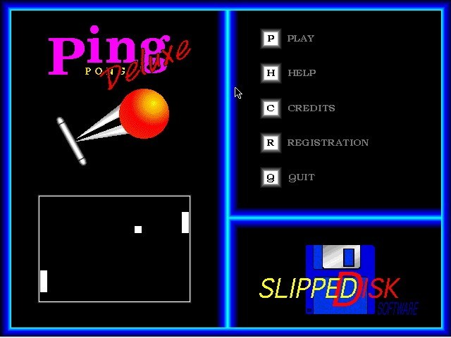 Ping Pong Deluxe (1994)