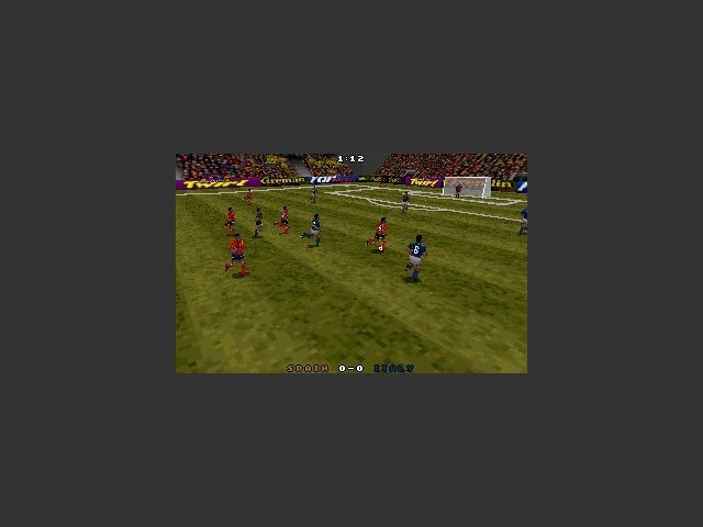 Actua Soccer (1996)