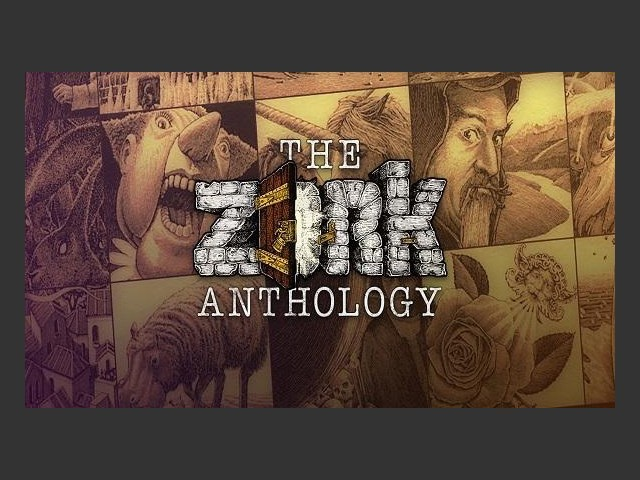 Zork Anthology (1994)