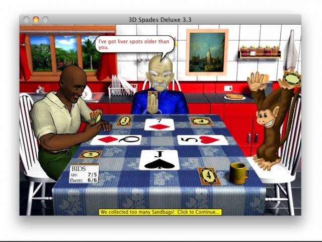 3D Spades Deluxe (2003)