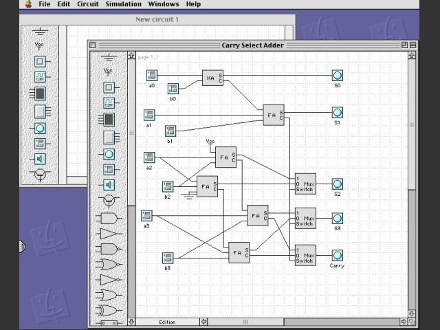 LogicSim 3.0b (1995)