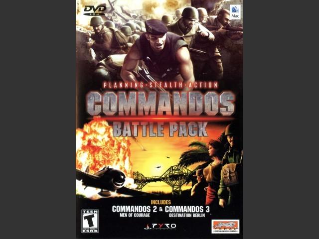 Commandos Battle Pack (2005)