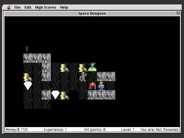 Space Dungeon (2000)