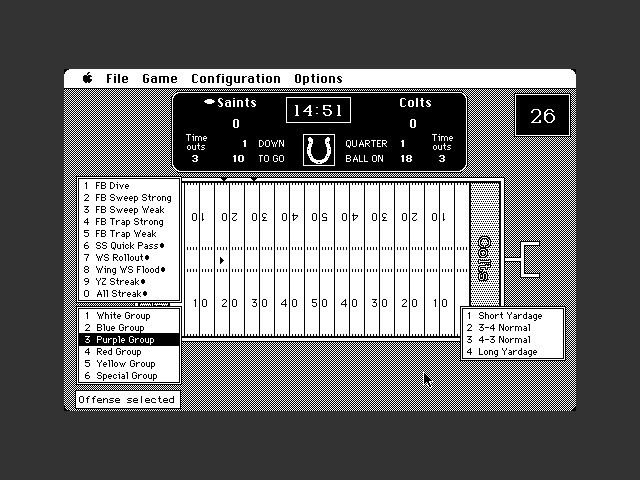 NFL Challenge (1986)
