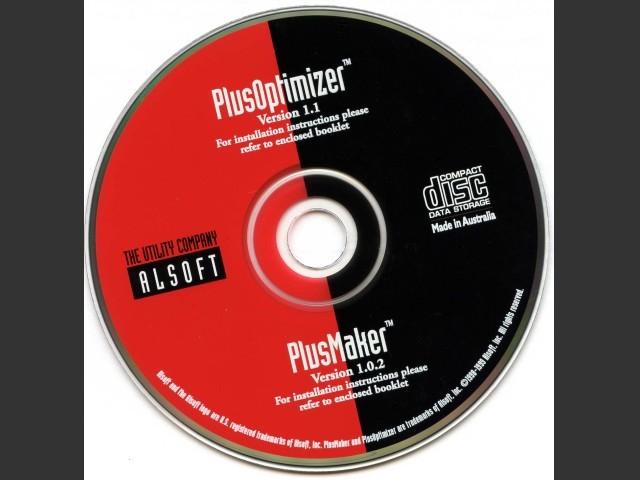 PlusOptimizer & PlusMaker CD-ROM (1998)
