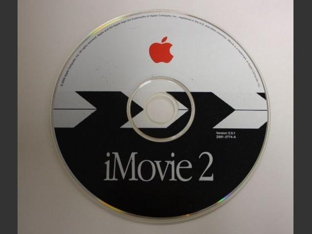 iMovie 2 v2.0.1 (2000)