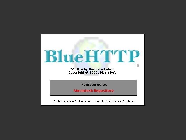 BlueHTTP (2000)