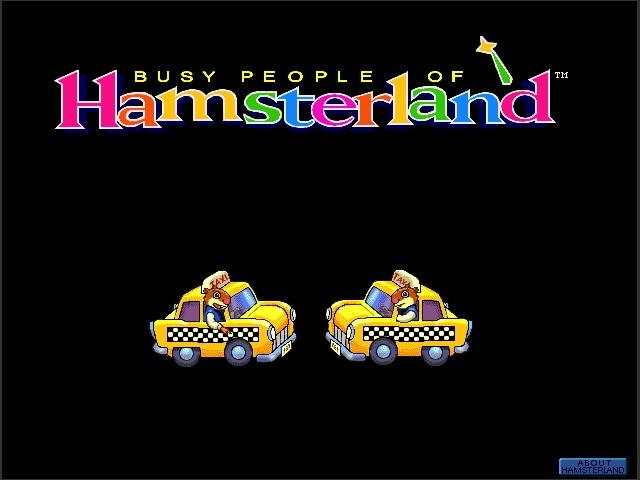Busy People of Hamsterland (aka Hamsterland 1) (1996)