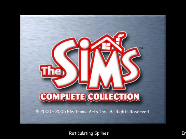 The Sims Complete Collection (for OSX) (2006)