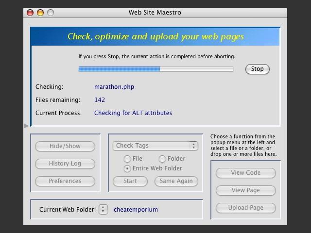 Web Site Maestro (2002)