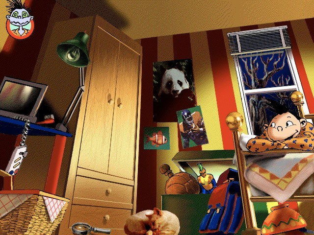 Peter's Magic Adventure (1993)