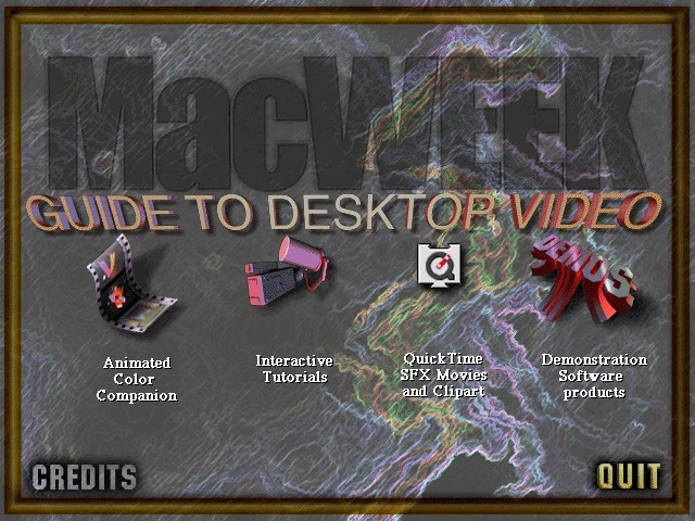 MacWEEK Guide to Desktop Video (1993)