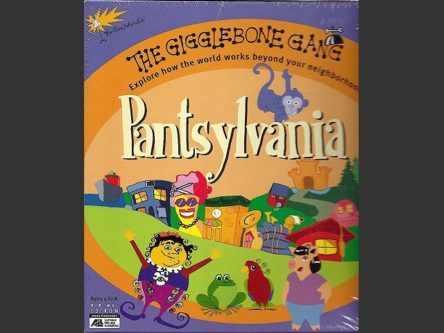 Pantsylvania: The Kingdom of the Fancy Pants (1995)