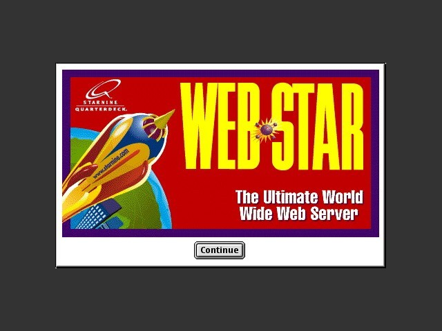 WebSTAR 2.0.1 + 2.1.1 + SSL 2.0 (1996)