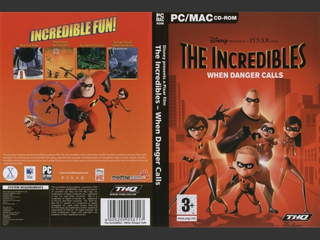 The Incredibles: When Danger Calls (2004)
