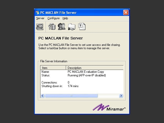PC MacLAN 9.0 for Windows NT/2K/XP (English, German, French, Japanese) (2003)