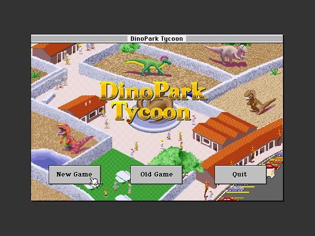 Dinopark Tycoon Mac Download