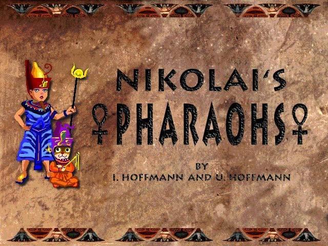 Nikolai's Pharaohs (1996)