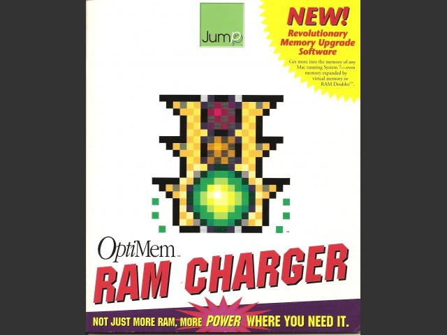 RAM Charger 3.0.1, 8.1 & OptiMem RC 2.1.x (1995)