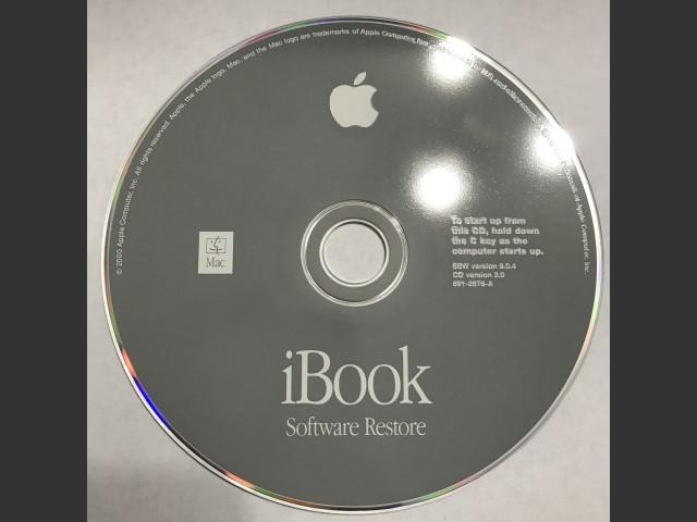 "Mac OS 9.0.4 (iBook ""Clamshell"" FireWire) (2000)"