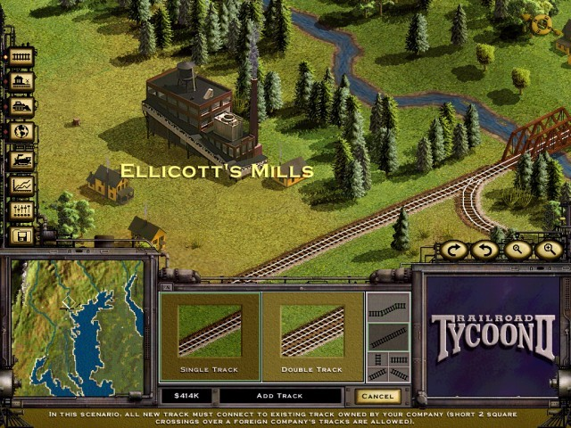 Railroad Tycoon II Gold (1999)