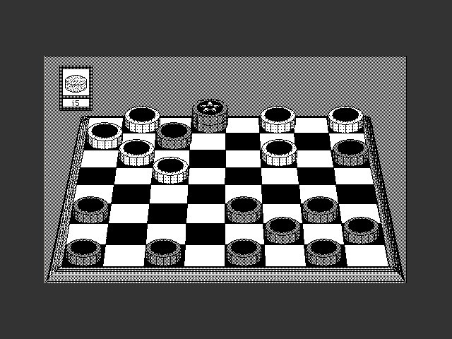 3D Checkers (1987)
