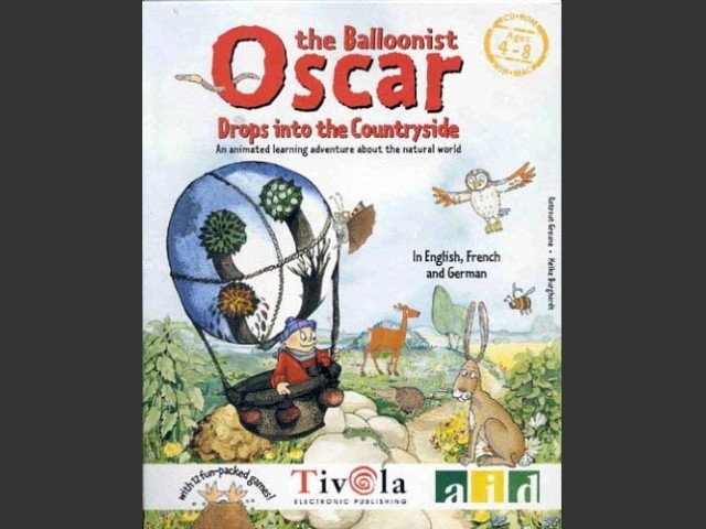 Oscar the Balloonist Drops into the Countryside (2001)