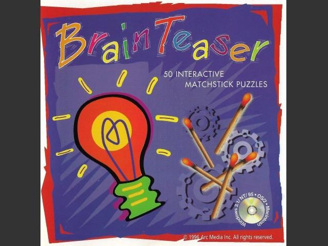 Brain Teaser: 50 Interactive Matchstick Puzzles (1996)