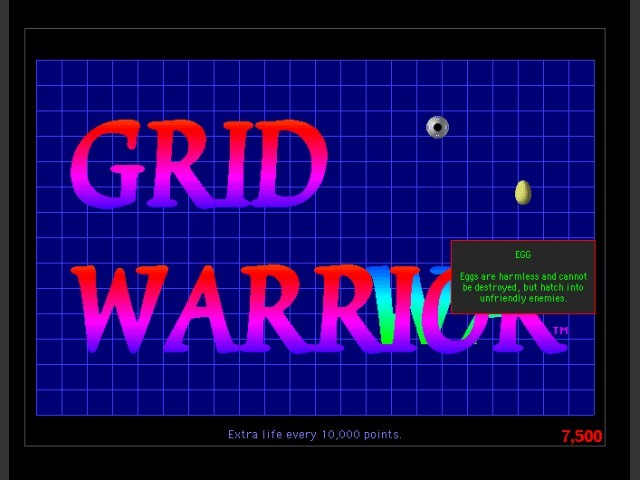 Grid Warrior Demo (1996)