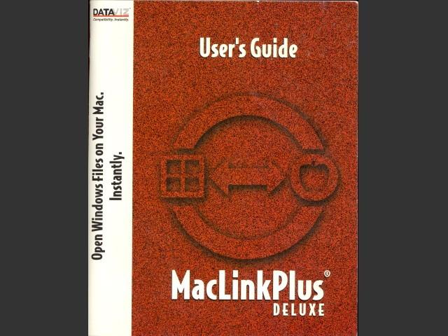 MacLinkPlus Deluxe 10 (1998)
