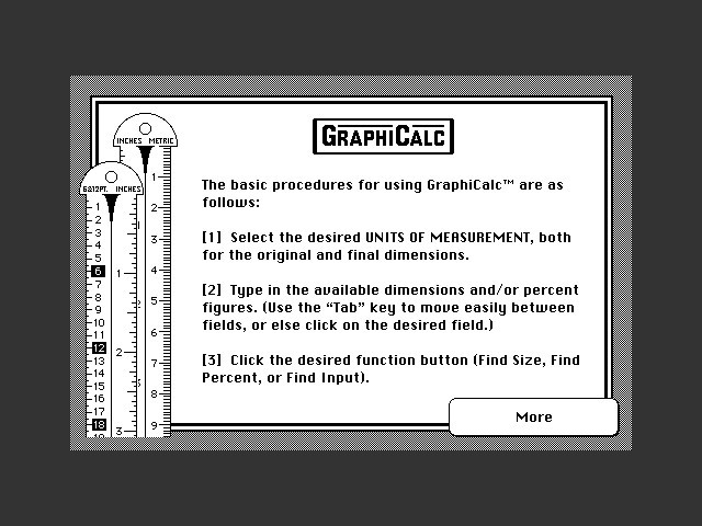 GraphiCalc (1988)