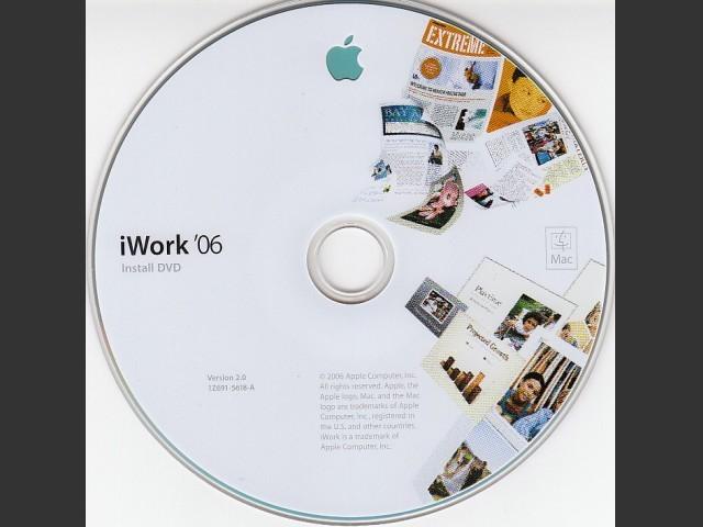 iWork '06 (2006)