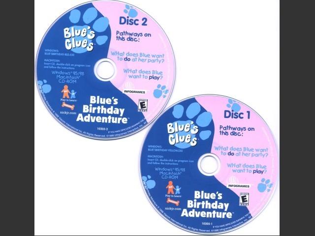 Blue's Birthday Adventure (1998)