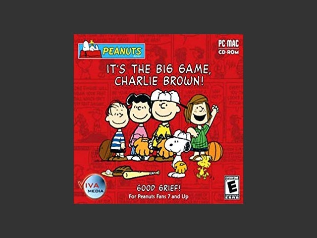 It's the Big Game, Charlie Brown (2007)