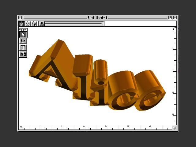 StrataType 3D (1992)